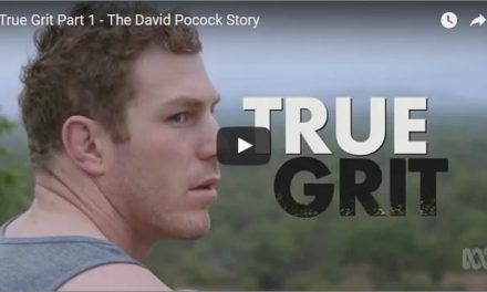 True Grit – The David Pocock Story