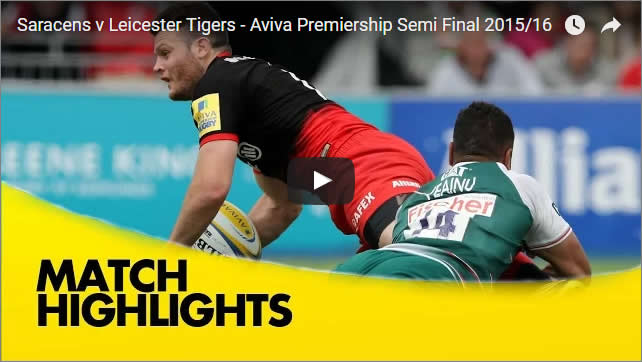 The story of the Premiership Semi Finals
