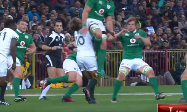 Highlights of Ireland's historic win over South Africa