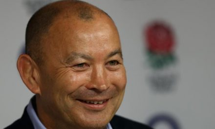 Eddie Jones in typically combative mood after loss to Ireland