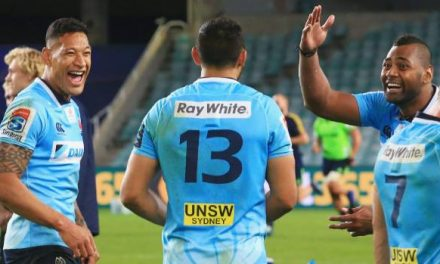 What the Waratahs' Super Rugby drought-breaker really means for Aussie scene