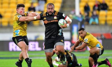 Chiefs prop Karl Tu'inukuafe called into All Blacks squad as injury replacement