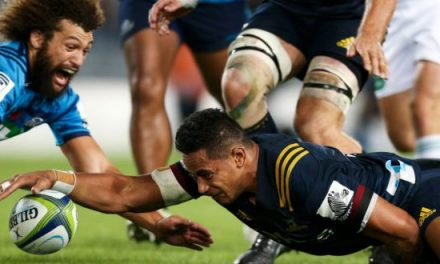 Spotlight: The Three New All Blacks Selected For French Series