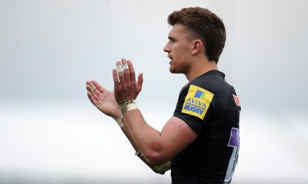 Slade claims it's all or nothing in the Aviva Premiership Rugby Final