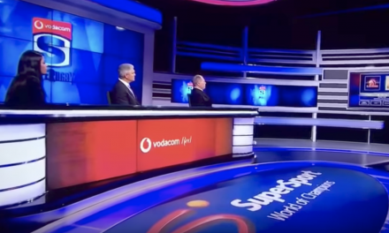Social Media Reactions to former Springboks Ashwin Willemse and Nick Mallett On-Air Clash