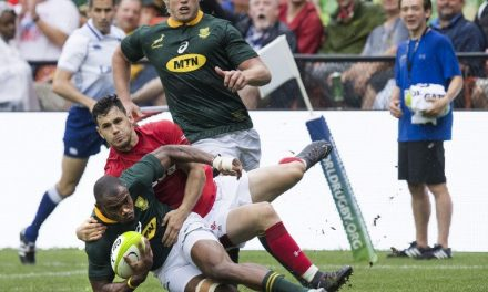 Five key points from the Springboks' defeat to Wales
