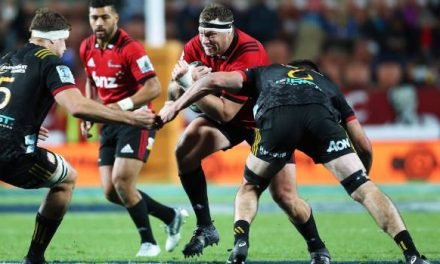 Relentless Crusaders snare Chiefs scalp and eye Super Rugby quarterfinal