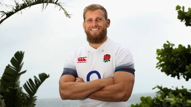 NZ-born Brad Shields named in England's 23; Springboks name three new caps