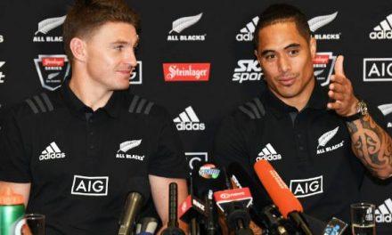 Aaron Smith savours All Blacks partnership with tactical boss Beauden Barrett