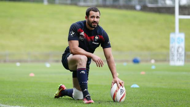 Attention to centre on French midfield against All Blacks