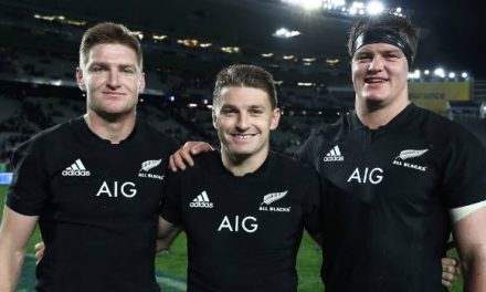 Live: All Blacks v France – first test