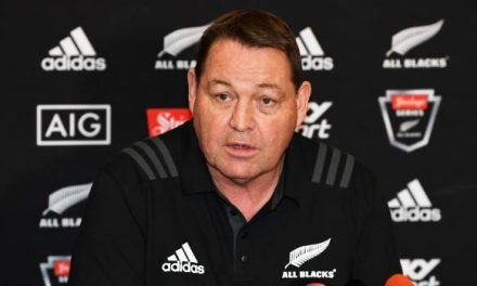 Steve Hansen hits back at French accusations: 'All Blacks not dirty players'