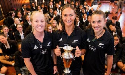 All Blacks coach Steve Hansen right behind 2021 women's world cup hosting bid