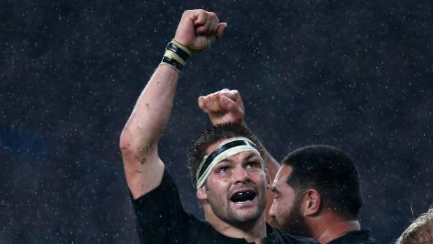 Richie McCaw provides inspiration for French ahead of second All Blacks test