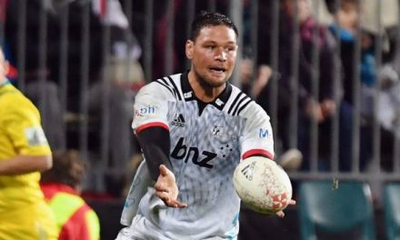 Sanzaar rules prevent Whetu Douglas representing Crusaders in Super Rugby finals
