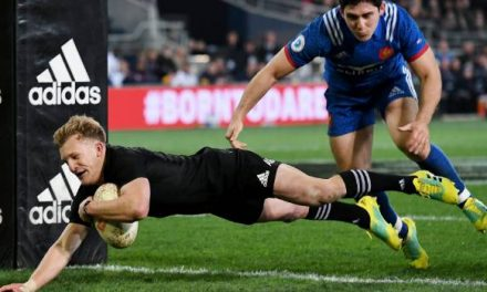 All Blacks thrash France in another game marred by a ref blunder