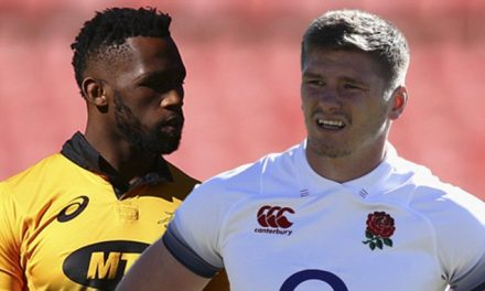 England vs Springboks LIVE – First Test rugby score and updates