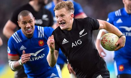 New Zealand 49-14 France: All Blacks complete series whitewash