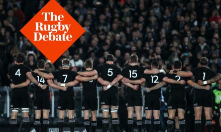 Enough with the conspiracy theories, the All Blacks are not dirty