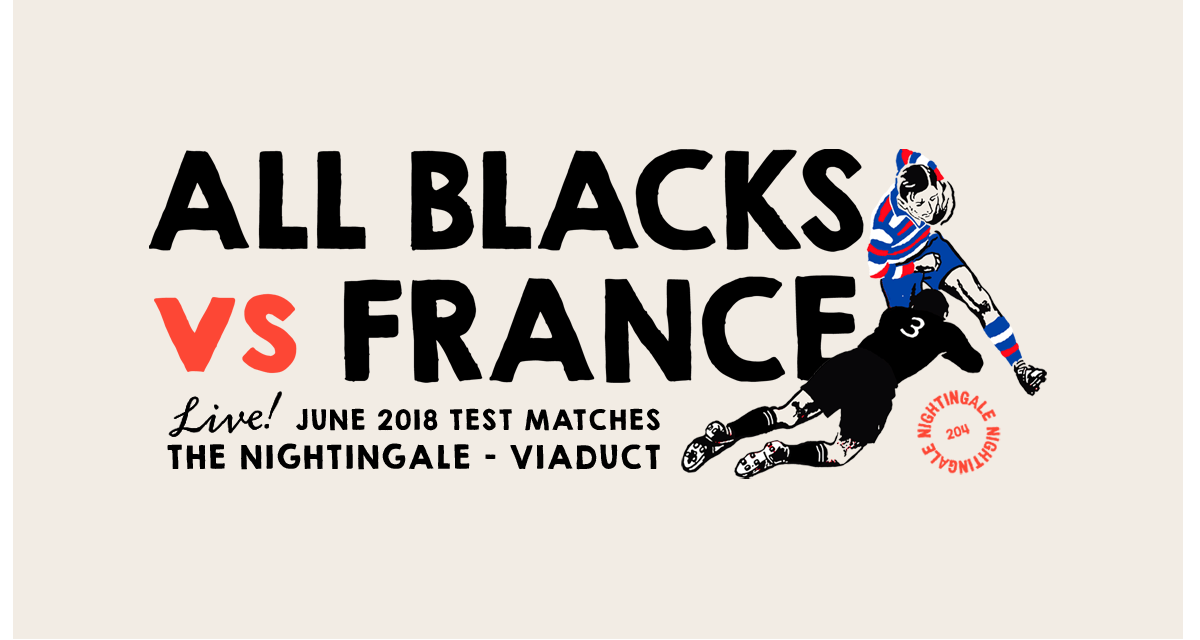 ALL Blacks vs France Rugby Live Streaming Free