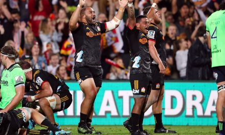 Chiefs vs Crusaders: Super Rugby live scores, blog