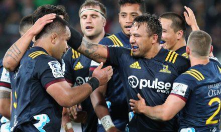 Highlanders vs Hurricanes: Super Rugby live scores, blog