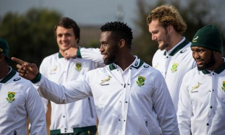 Siya Kolisi's remarkable rise: From impoverished township to first black captain in Springboks' 127-year history