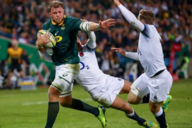 Springboks clinch series early to hand perfect gifts to Beast and Siya