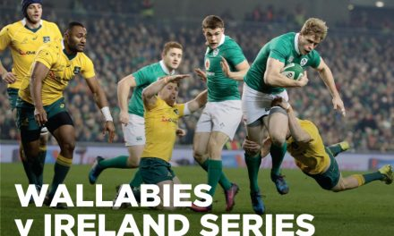 Australia (Wallabies) vs Ireland Rugby Live Streaming Free