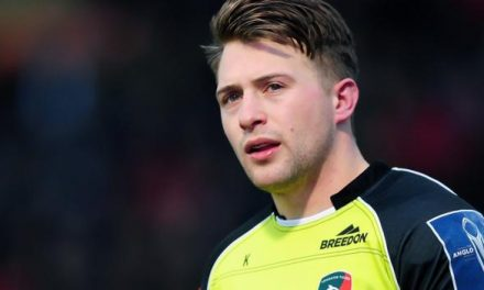 George Catchpole: Leicester centre retires from rugby union