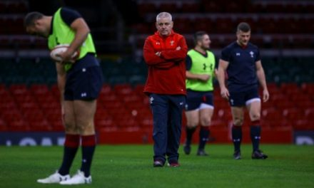 Gatland slams 'bitter' critics ahead of Wales-Springboks US Test