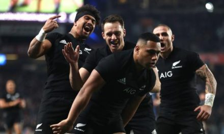 All Blacks run riot after refereeing howler kills off French hopes at Eden Park in Auckland