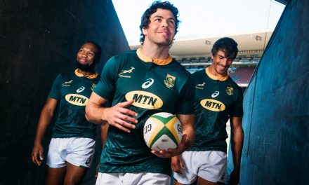 NEWS: South Africa Springboks reveal 2018 ASICS home shirt – Rugby Shirt Watch