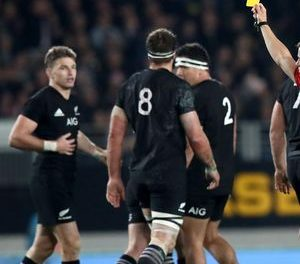 All Blacks make French pay after refereeing howler