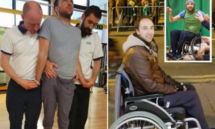 Dublin man left paralysed from waist down and given 18 months to live reveals how boredom watching Ireland rugby match sparked recovery