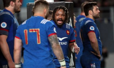 Eight-try spree as All Blacks thrash France 52-11