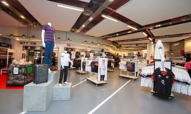 Doors open to new England Rugby Store