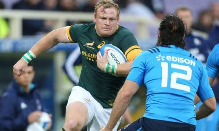 Former Springboks captain Adriaan Strauss retires from rugby