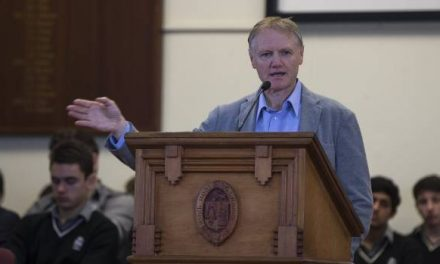 Ireland rugby coach Joe Schmidt provides a lesson in leadership