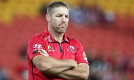 Queensland Reds want former All Blacks lock Brad Thorn as head coach for 10 years