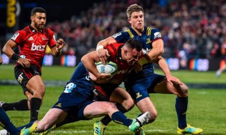 Recap: Crusaders v Highlanders – Super Rugby week 18