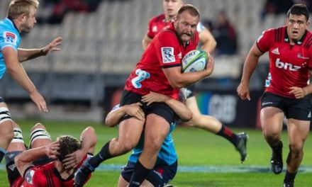 Crusaders lose Moody for Super Rugby sudden death game