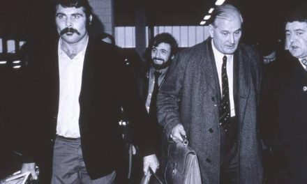 Keith Murdoch's drinking mates never twigged to his All Blacks past