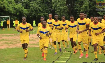 Hearts of Oak To Play All Blacks On Monday