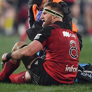 All Blacks skipper passed fit to face Sharks