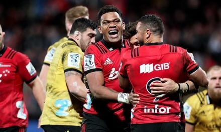 O'Gara's Crusaders Juggernaut Flatten Hurricanes To Enter Super Rugby Final