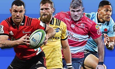 Super Rugby semi-finalists confirmed