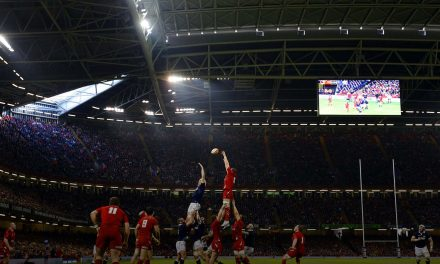 FORMER WALES RUGBY UNION CAPTAIN SAM WARBURTON ANNOUNCES RETIREMENT FROM THE SPORT
