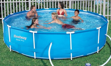 Bestway Steel Pro 12′ x 30″ Pool Only $103.99 Shipped (Regularly $250) + Get $20 Kohl's Cash – Hip2Save
