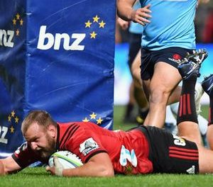 Crusaders, Canes name teams for Super Rugby semi